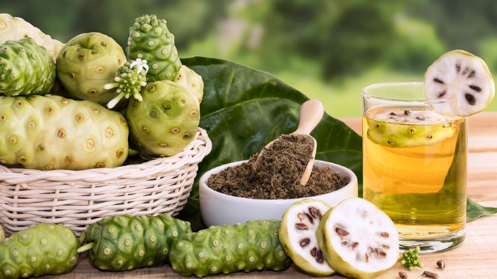 We present you a natural product from the Dominican Republic – noni juice.